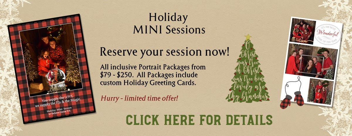 Boyd Anderson Photography Holiday Mini Sessions